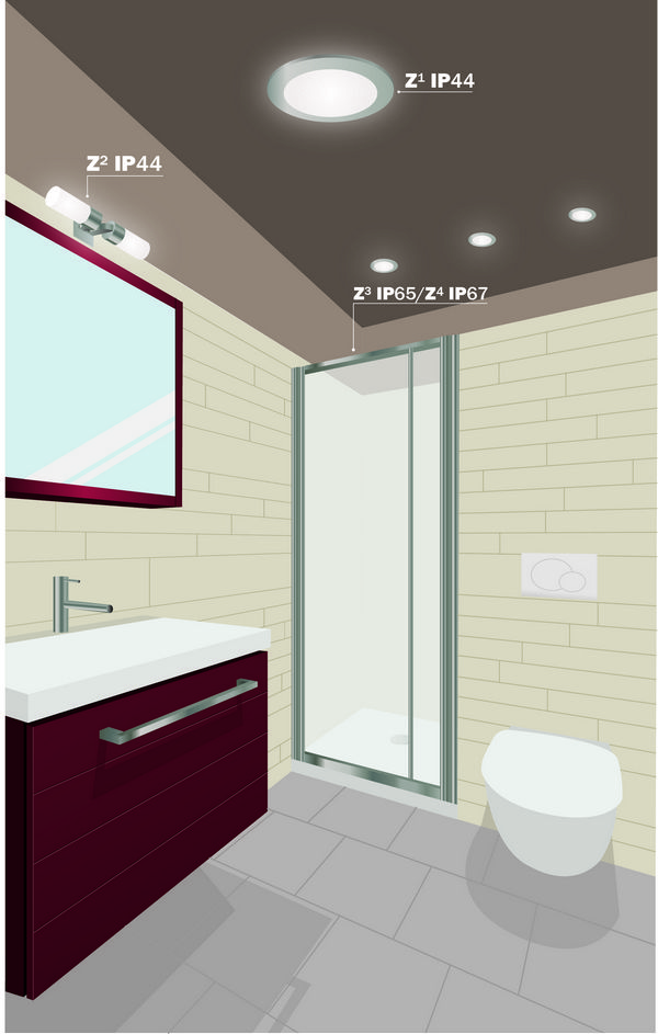 Cómo iluminar el baño de forma funcional y decorativa by ...